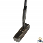 Metal Patent RE.19178 Putter with Dice on Crown - IOJ on Sole