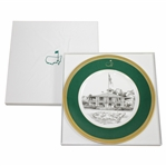 Ken Venturis 1992 Masters Lenox Limited Edition Member Plate #2 with Original Box