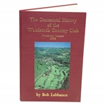 Ltd Ed The Centennial History of the Woodstock Country Club Book by Bob Labbance 74/100