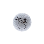 Adam Scott Titleist Masters Golf Balls - JSA Certified Authentic