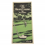 1929 The Short Game by P.A. Vaile Instructional Manual - 4th Edition