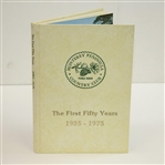 The First Fifty Years 1925-1975 Monterey Peninsula Country Club at Pebble Beach Book