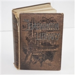 1890 The Badminton Library Book by Horace G. Hutchinson