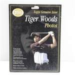Topps Genuine Issue Tiger Woods Ltd Ed Photos - Unopened