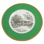 Augusta National Clubhouse Wedgwood Bone China Ltd Ed Plate #397 - Gifted to Ken Venturi
