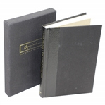 Ken Venturis Personal Byron Nelson Signed The Little Black Book with Slipcover JSA ALOA