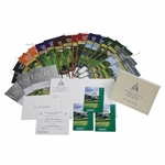 Ken Venturis Personal 2011 US Open at Congressional Ticket Set, Invitation, Guest Badges, Info, & more