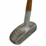 1919 MacGregor Model 4 Cross Hatched Face Putter with W.H.A. on Head - MacGregor Shaft Stamp