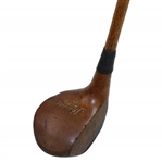 Spalding Medal 58 Wood with Brass Sole Plate
