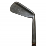 Circa 1915 MacGregor O.A. Series Warranted Hand Forged Flanged Iron
