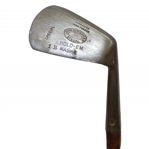 John Shearman Special Hold-Em 1H Mashie with Concave Dot Face