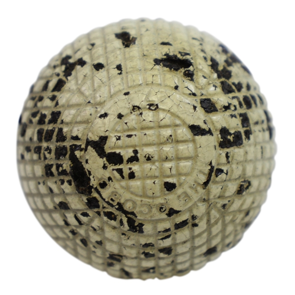 1894 The Ocobo 27 1/2 Gutta Percha Golf Ball