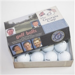 Twelve Precept Golf Balls from 2002 The Georgia Cup in Box
