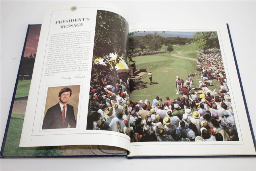 1985 PGA Championship at Cherry Hills Country Club Journal