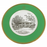 Augusta National Clubhouse Wedgwood Bone China Ltd Ed Plate #335 - Gifted to Ken Venturi