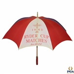 1963 Ryder Cup Matches at East Lake Country Club Umbrella
