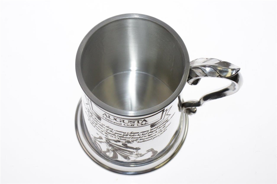 Augusta National Golf Club Pewter Golf Tankard - Made in England - Excellent Condition