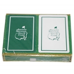 Augusta National Golf Club Member Playing Cards In Original Case - Unopened