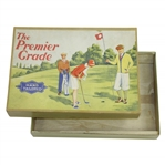 Vintage The Premier Grade Hand Tailored Knitted Outerwear Complete Box