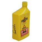 Arnold Palmer Signed Pennzoil Oil Company Yellow Quart JSA ALOA