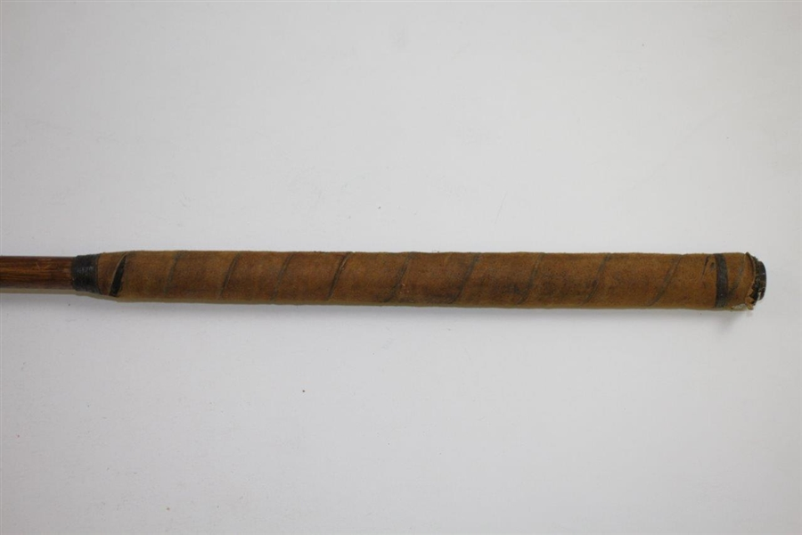 Willie Park Long Nose Driver - W. Park Stamped In Head - 44""
