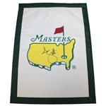 Adam Scott Signed Masters Undated Garden Flag PSA #Y04164