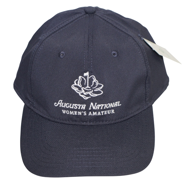 Augusta National Women's Amateur Navy Blue Hat w/ Tags - Kupcho Win