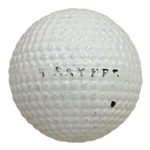 Seldom Seen Ben Sayers  of North Berwick Scotland Bramble Golf Ball - Excellent Condition