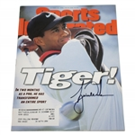 Tiger Woods Signed Sports Illustrated Magazine - Dec. 1997 JSA FULL #BB46559