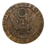 1926 USGA Womens Amateur Championship at Merion Cricket Club Semi-Finalist Medal Won by Courtland Smith