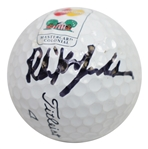 Phil Mickelson Signed Titleist 4 MasterCard Colonial Logo Golf Ball - Rare JSA FULL #X78916