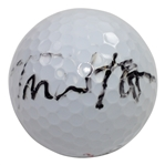 Tom Watson Signed MaxFli MD 3 Logo Golf Ball JSA ALOA