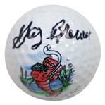 Gay Brewer Signed Azalea City GC Logo Golf Ball - 1967 Masters Champ JSA ALOA
