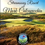 Foursome Golf Round with Mark Calcavecchia at Streamsong Resort - Caddies For A Cause