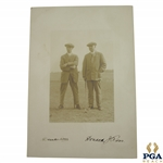 Alexander Ross & Donald Ross Signed Pinehurst Original Photo JSA ALOA