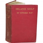 1914 Inland Golf Book by Edward Ray Sourced From Bert Yancey