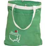 Classic Masters Tournament Undated Light Green Tote Bag