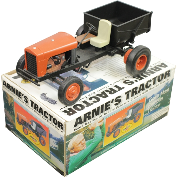 Classic Pennzoil Arnie's Tractor - With Original Box