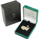 Augusta National Golf Club Sterling Silver Logo Pin in Original Box