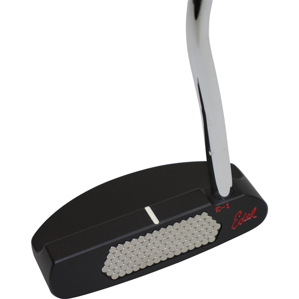 Edel Black E-1 Torque Balanced Putter with Headcover