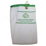 Augusta National Womens Amateur Golf Towel - Kupcho Win