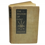 1912 The Mystery of Golf Book By Arnold Haultain 2nd Edition - A Literary Classic