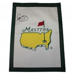 Rory McIlroy Signed Undated Masters Garden Flag JSA #L57684