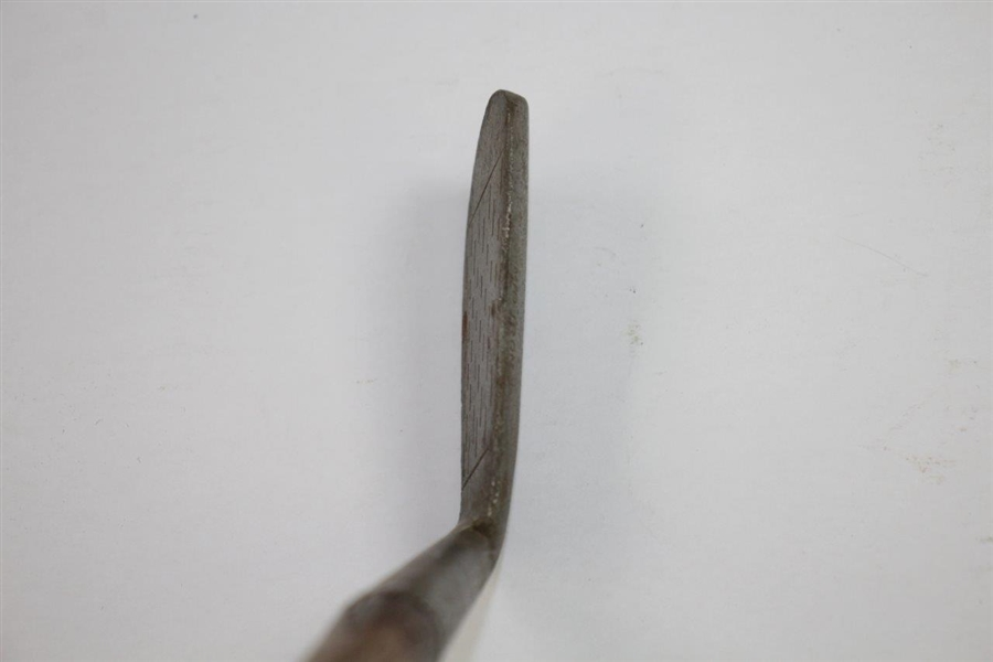 Leader Warranted Hand-Forged Dash-Faced Mid Iron