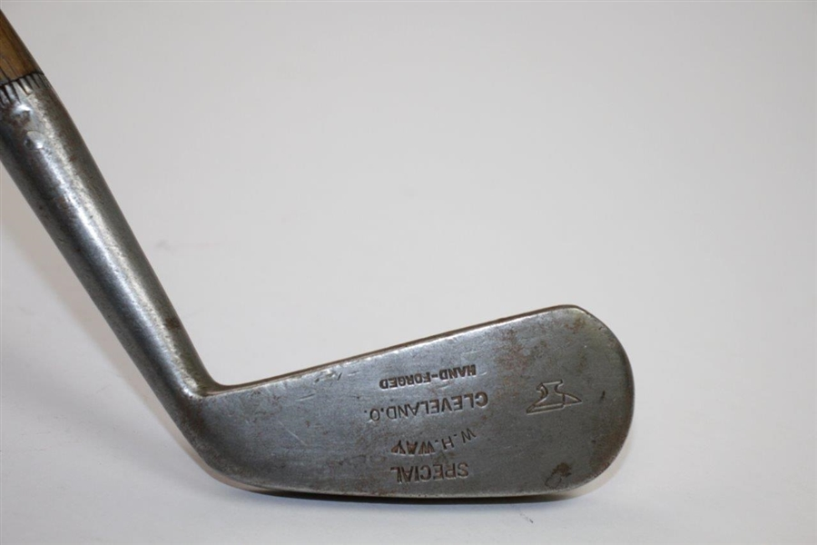 W.H. Way Smooth Face Special Hand Forged - Cleveland, O.