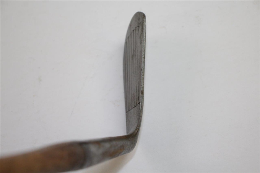 Genuine Forged Steel Royal Line-Faced Mashie with Chrome Head