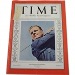 1938 Time Weekly Magazine with Johnny Goodman on Cover - June 6th