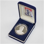 1992 Byron Nelson Classic Silver 25th Anniversary Medal in Original Box