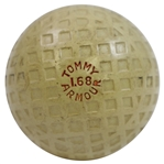 Vintage Tommy Armour 1.68 Mesh Pattern Golf Ball