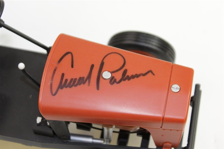 Arnold Palmer Signed 'Arnie's Tractor with Original Box JSA ALOA
